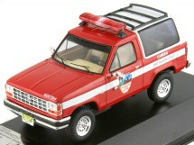 FORD BRONCO II 4x4 Fire Department Camden New Jersey 1989